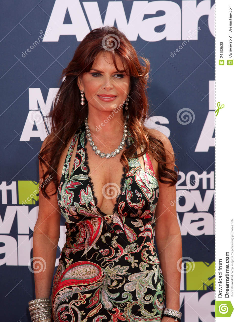 Roma Downey Editorial Stock Photo Image Of Gibson Ampitheatre