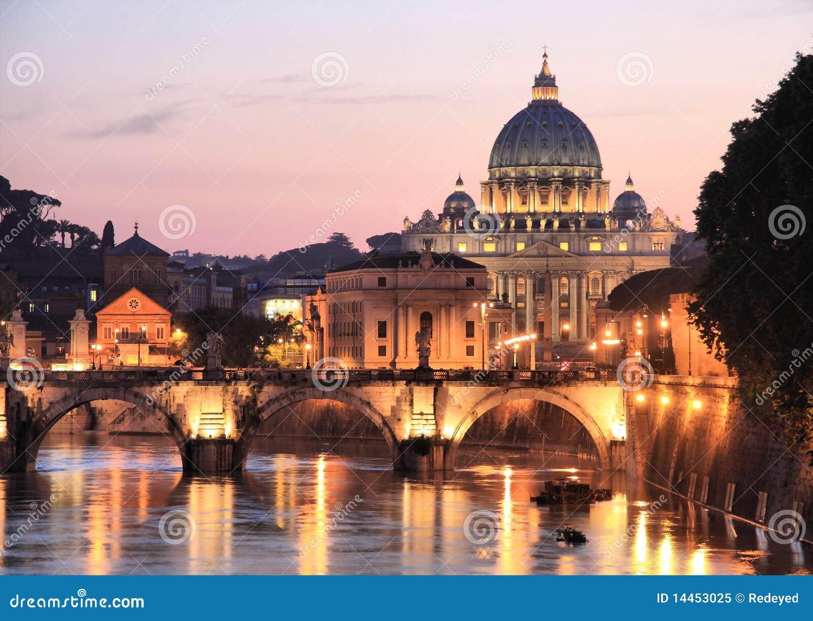 Roma na noite
