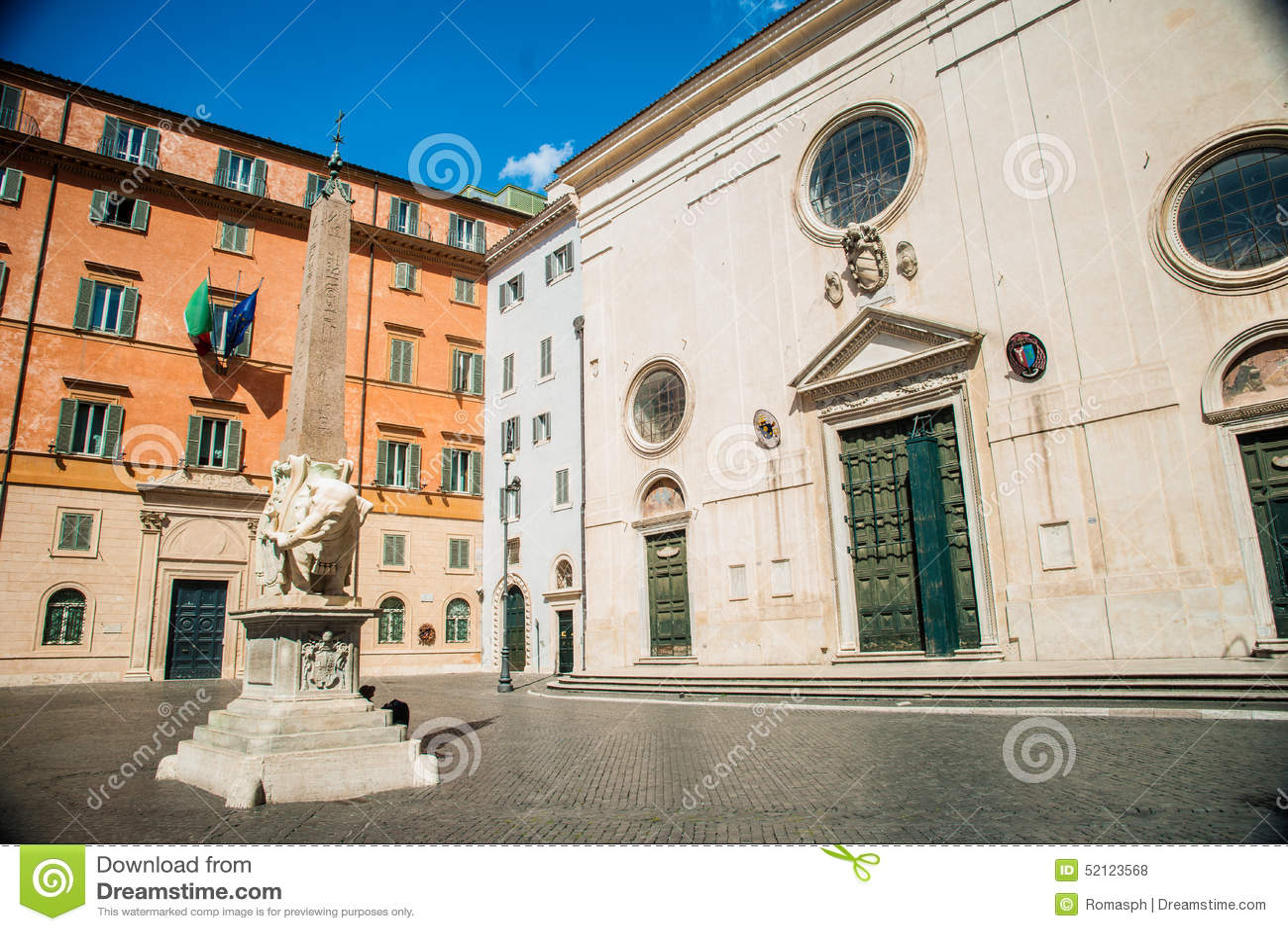 Roma - obelisco