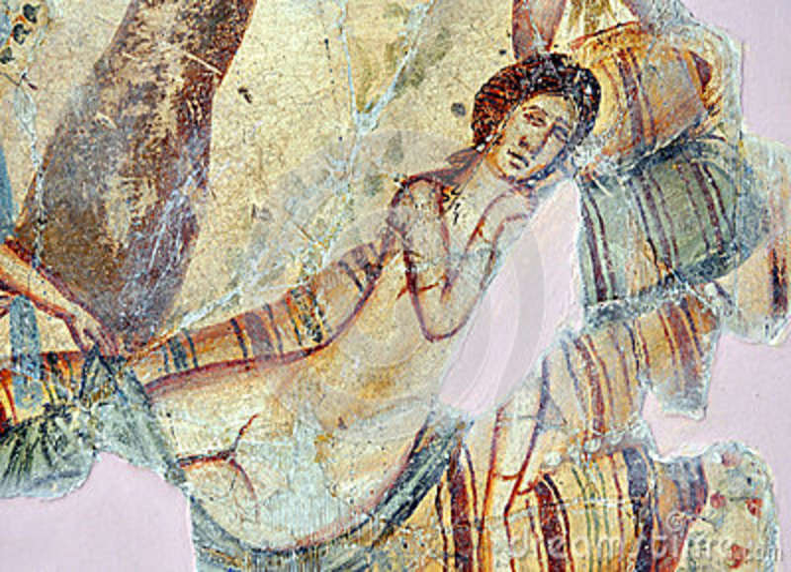 Romain Mosaic, Leptis Magna