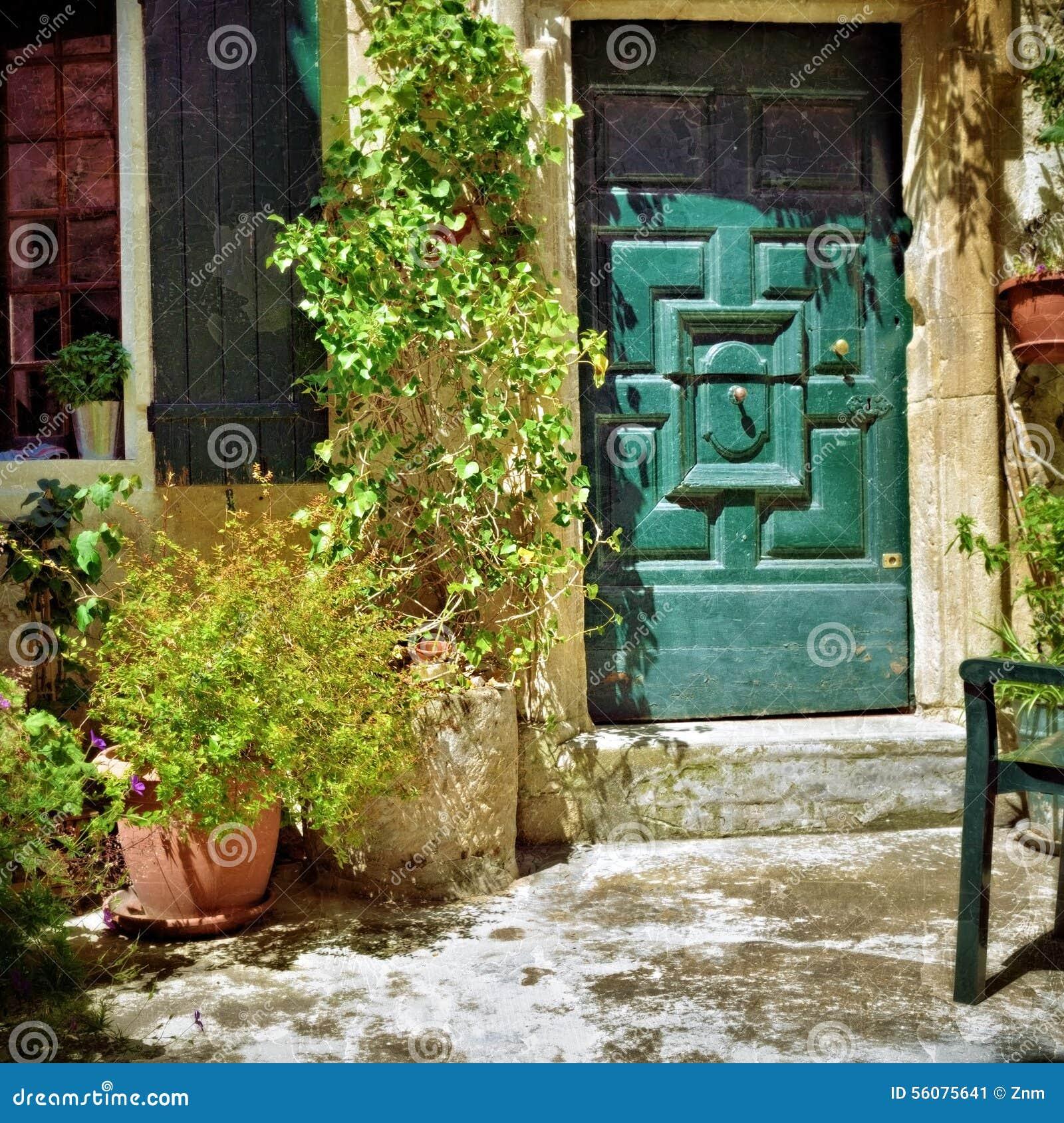 Romaine Ла Vaison, Провансаль, Франция