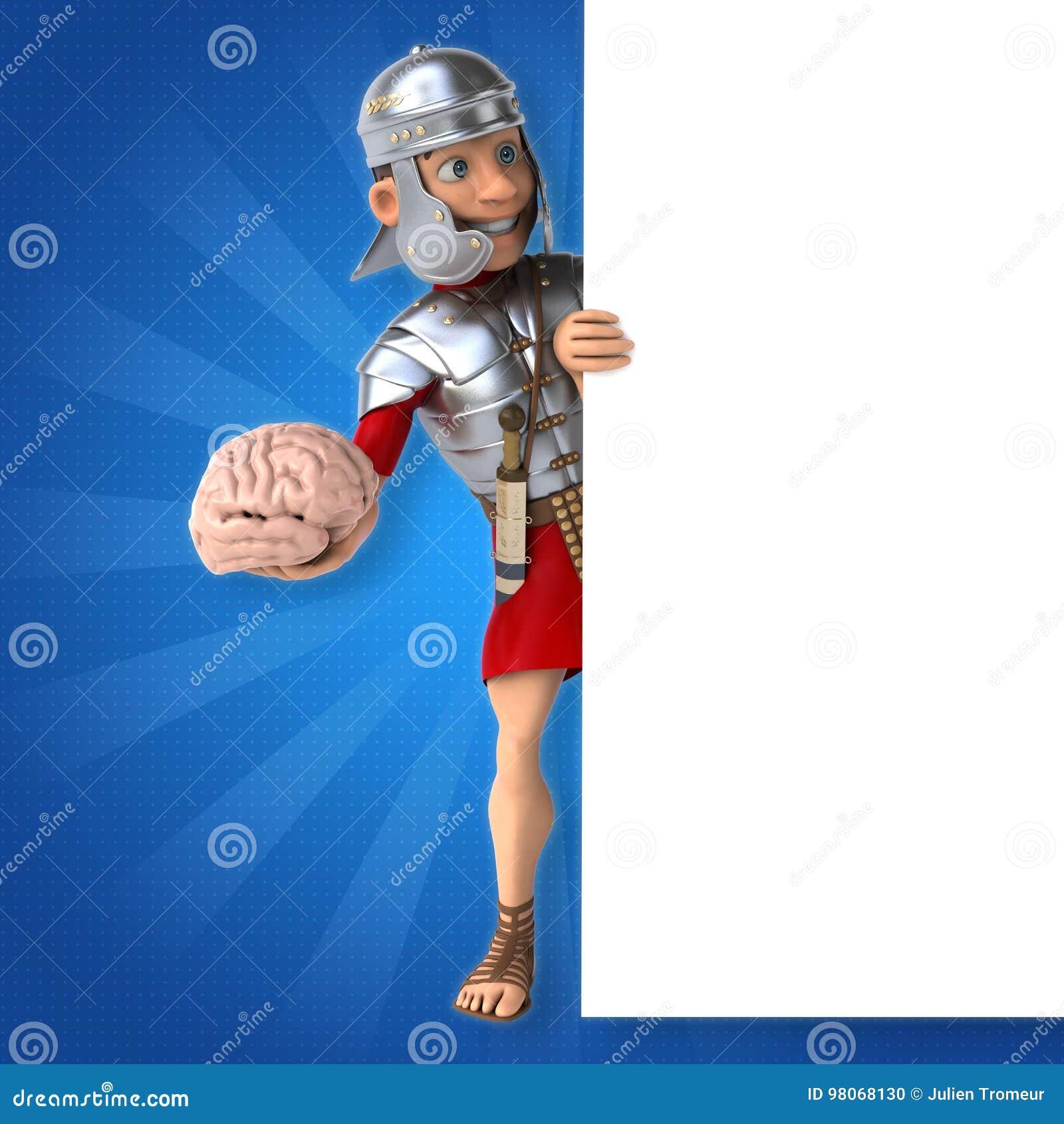 Roman żołnierz