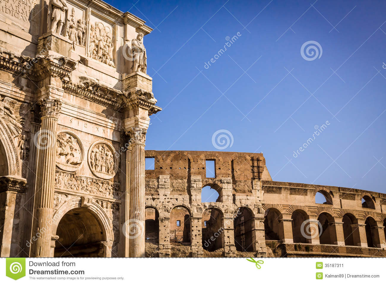 Contemporary Roman Architecture Arches Image 35187311 A And Inspiration