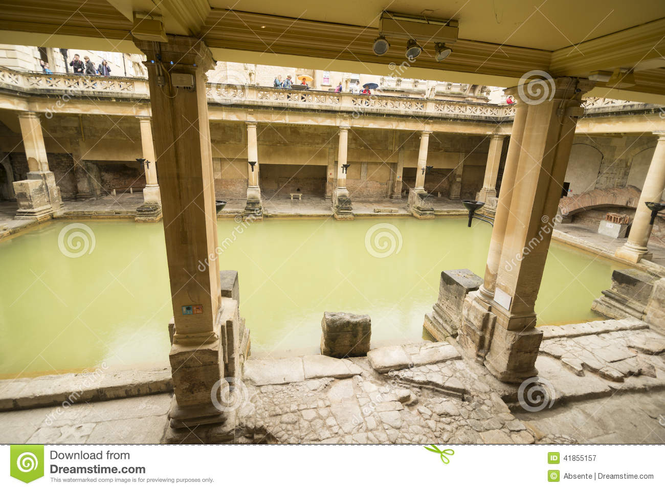Roman bath in england editorial photography image of sunlight 41855157 - Household water treatment a traditional approach ...