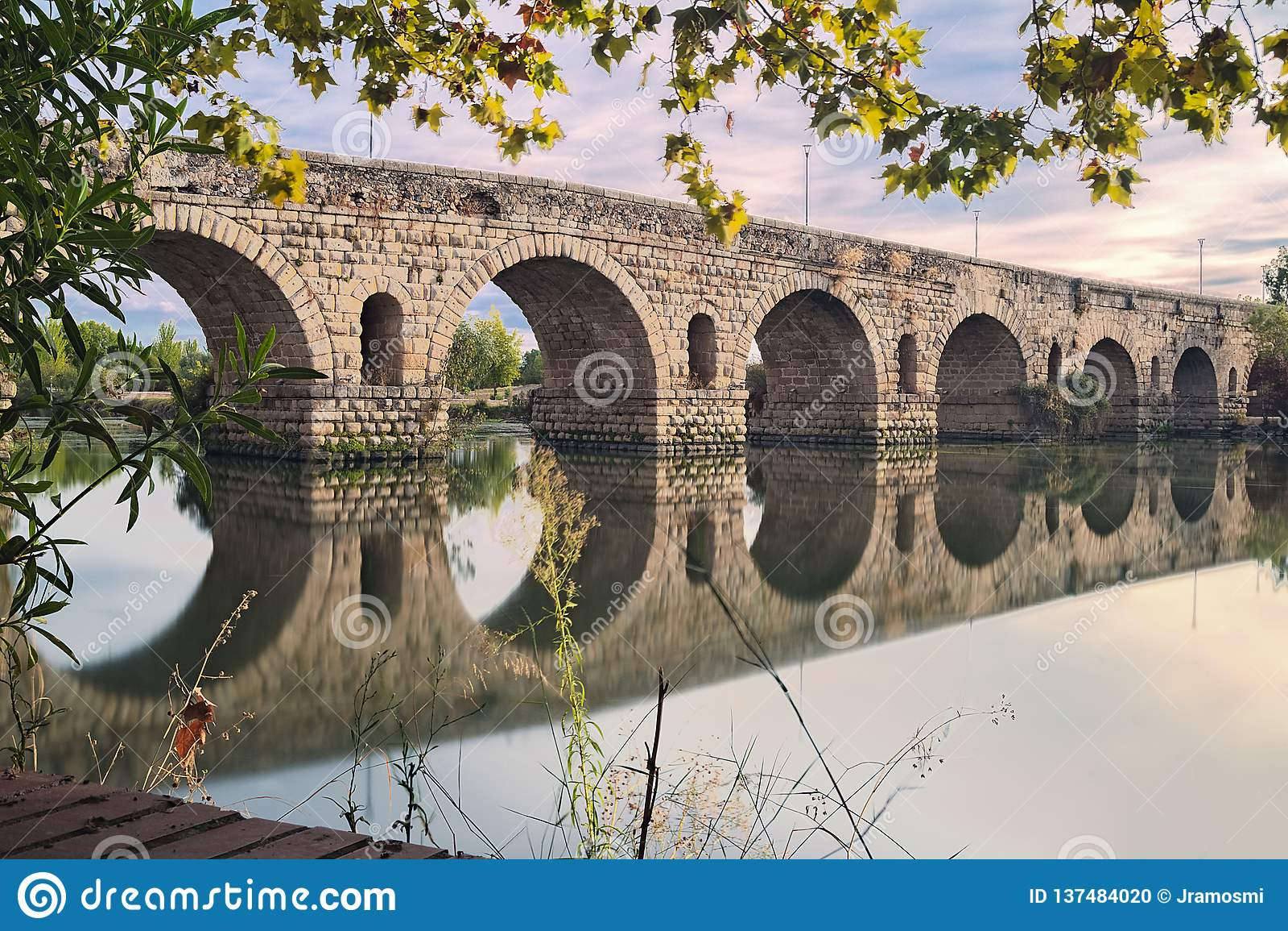 Roman Bridge av Merida