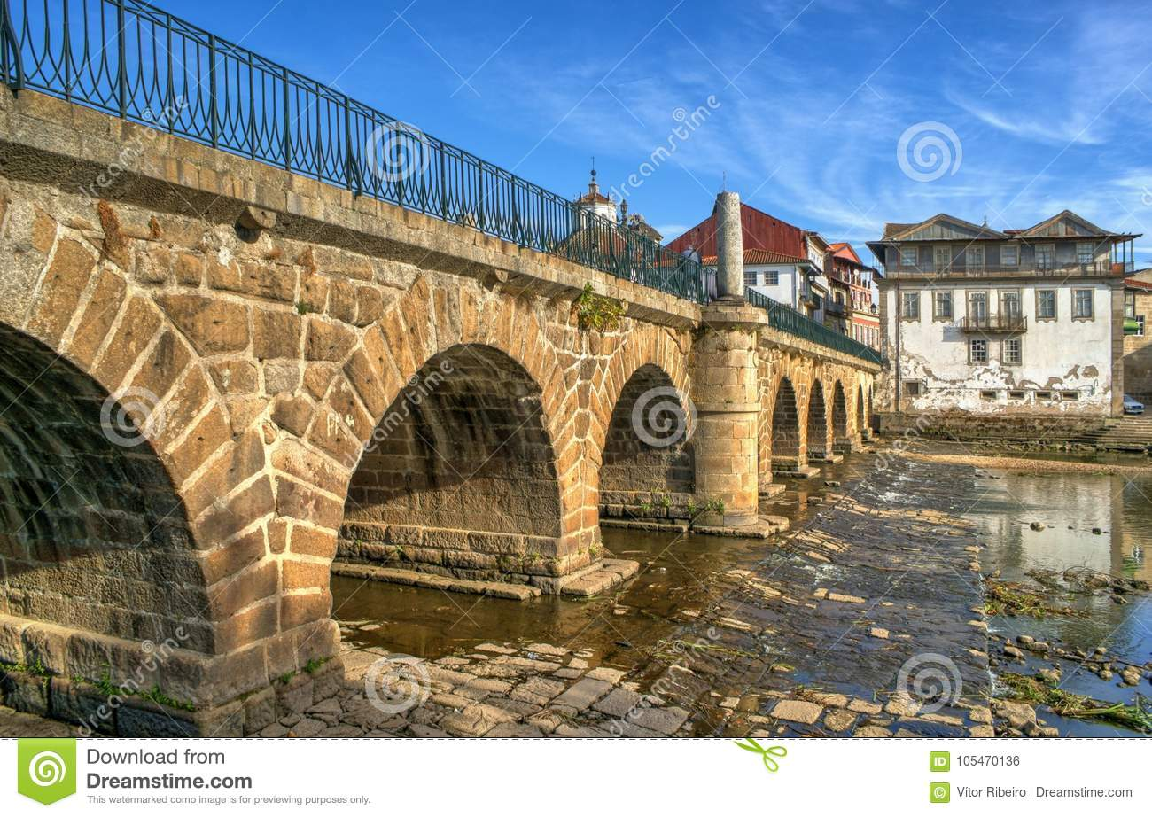 Roman bridge of Trajano