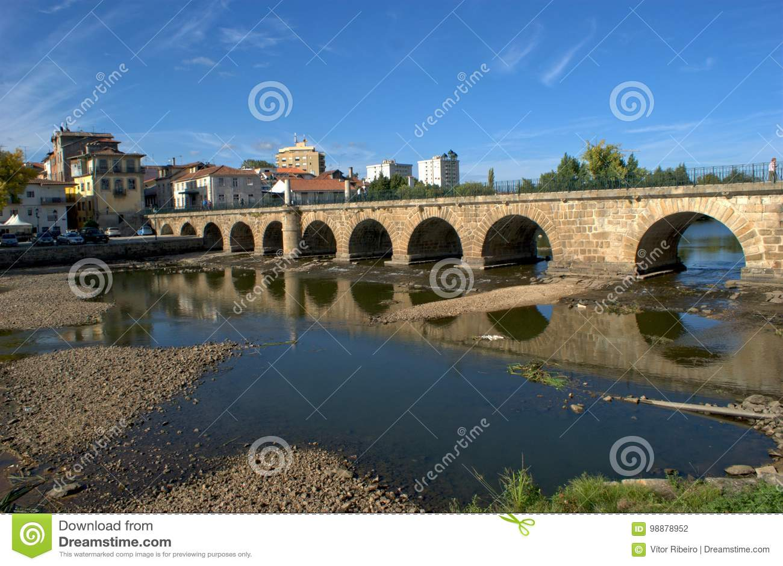 Roman bridge of Trajano