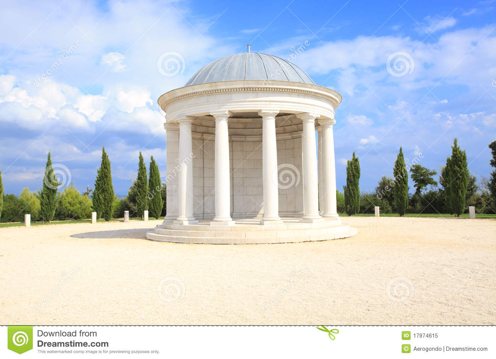 Roman Dome Royalty Free Stock Photo Image 17974615