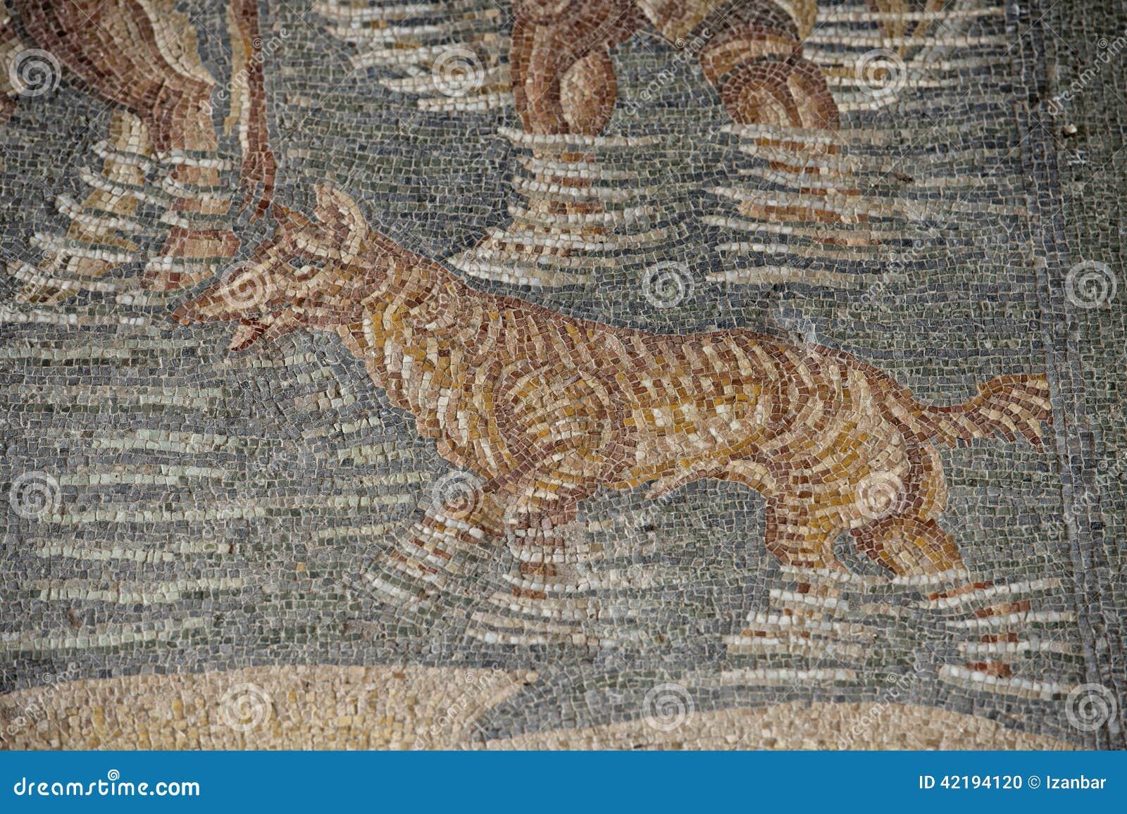 Roman floor mosaic stock photo image of history antique 42194120 roman floor mosaic dailygadgetfo Image collections