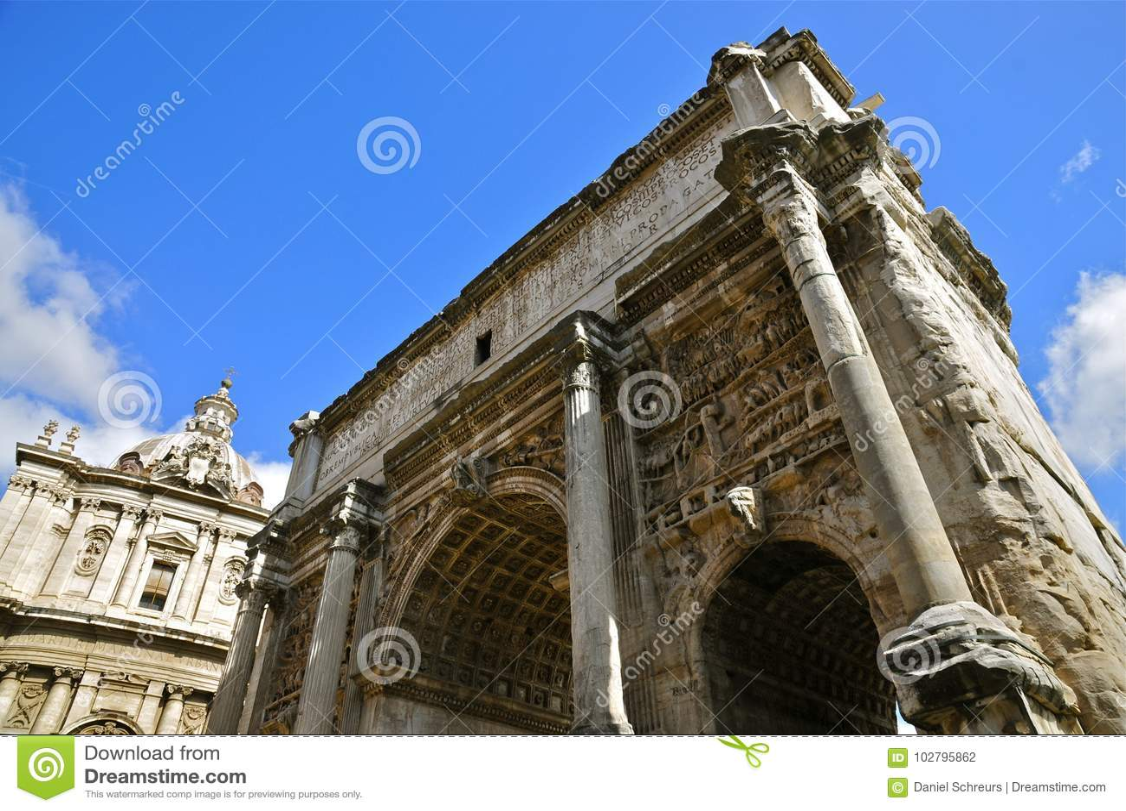 Roman Forum North