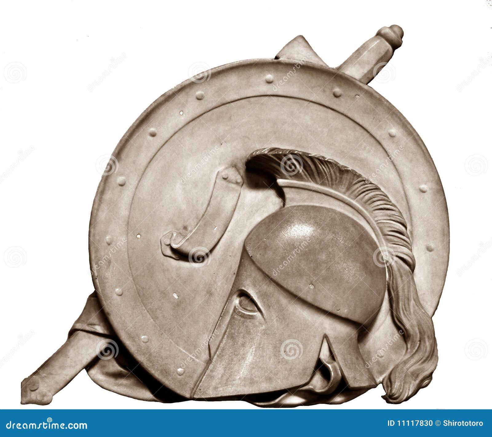 Medival Trojan War Shield spartan shield roman shield