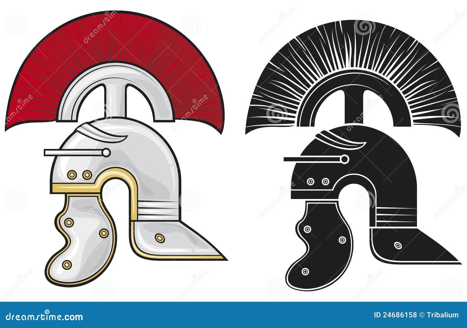Black metal chair - Roman Helmet Royalty Free Stock Photos Image 24686158