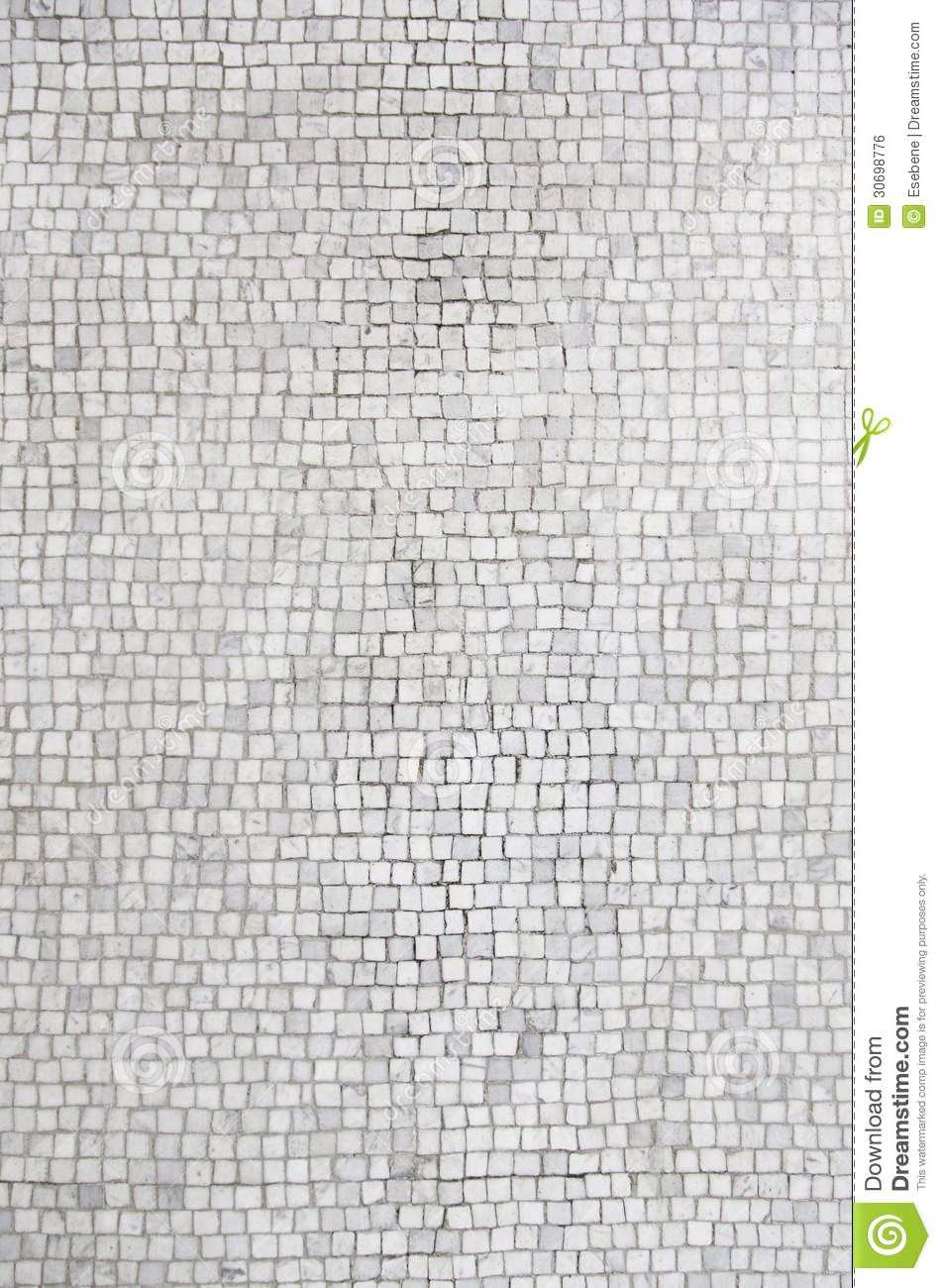 Roman Mosaic Tiles Stock Illustration Illustration Of