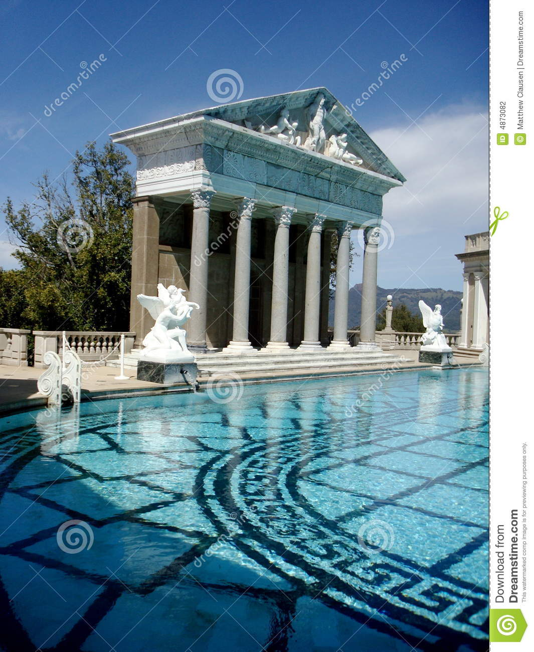 Exceptionnel Roman Swimming Pool