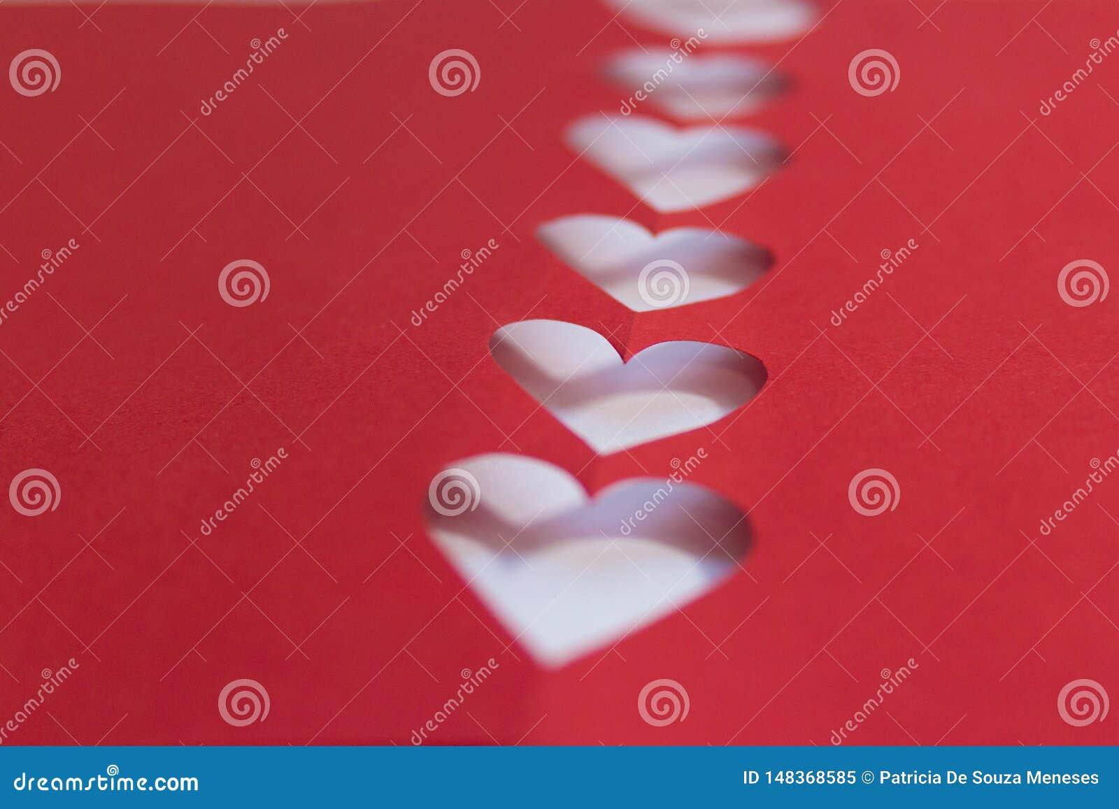 Romance de la decoraci?n del d?a de tarjeta del d?a de San Valent?n de la tarjeta