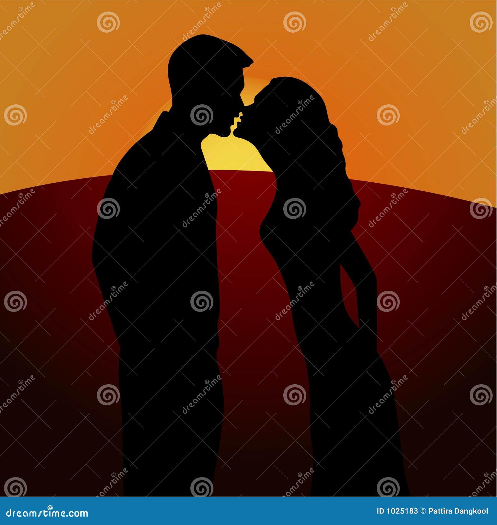 Romance Kuss