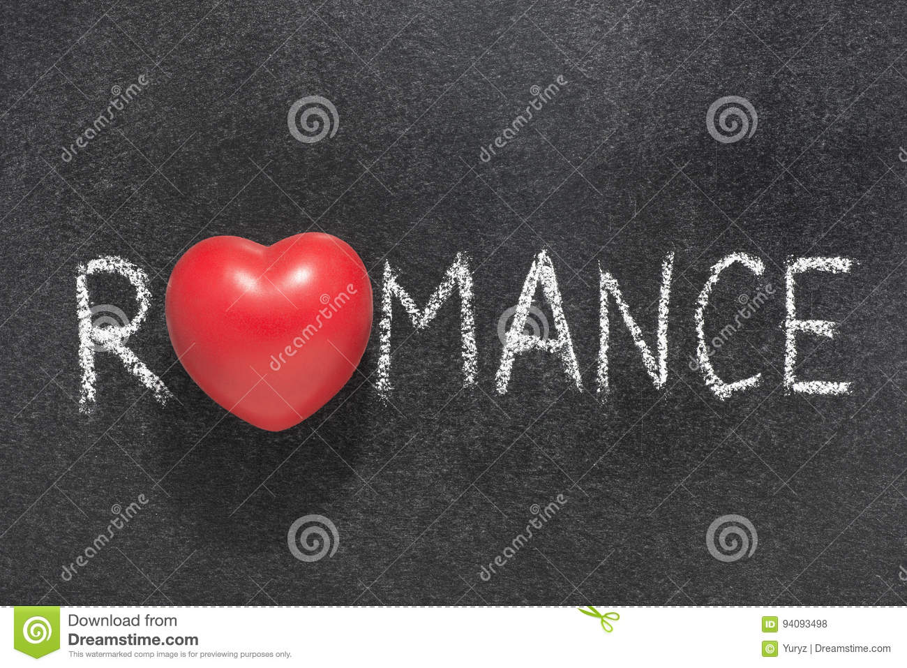romance word heart stock photo image of emotion heart 94093498