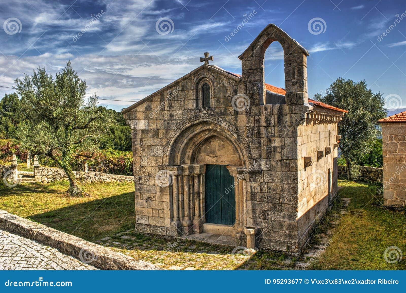 Romanesque church of Boelhe in Penafiel