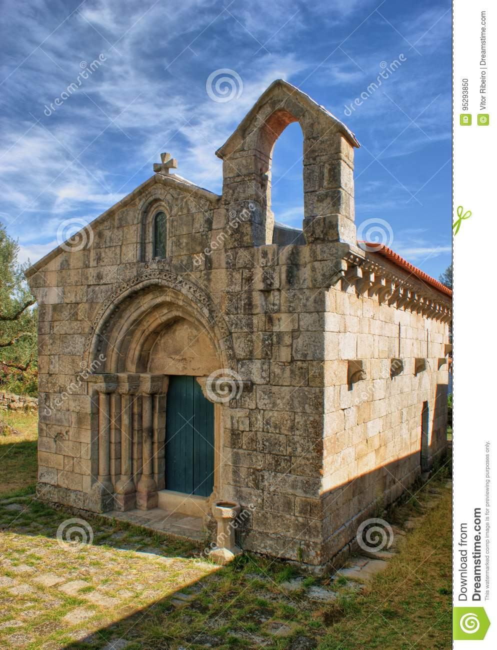 Romanesque church of Boelhe in Penafiel