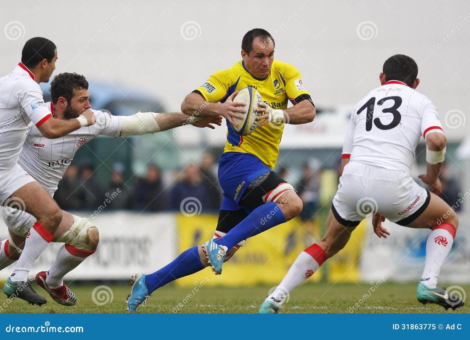 Romania-Georgia Rugby