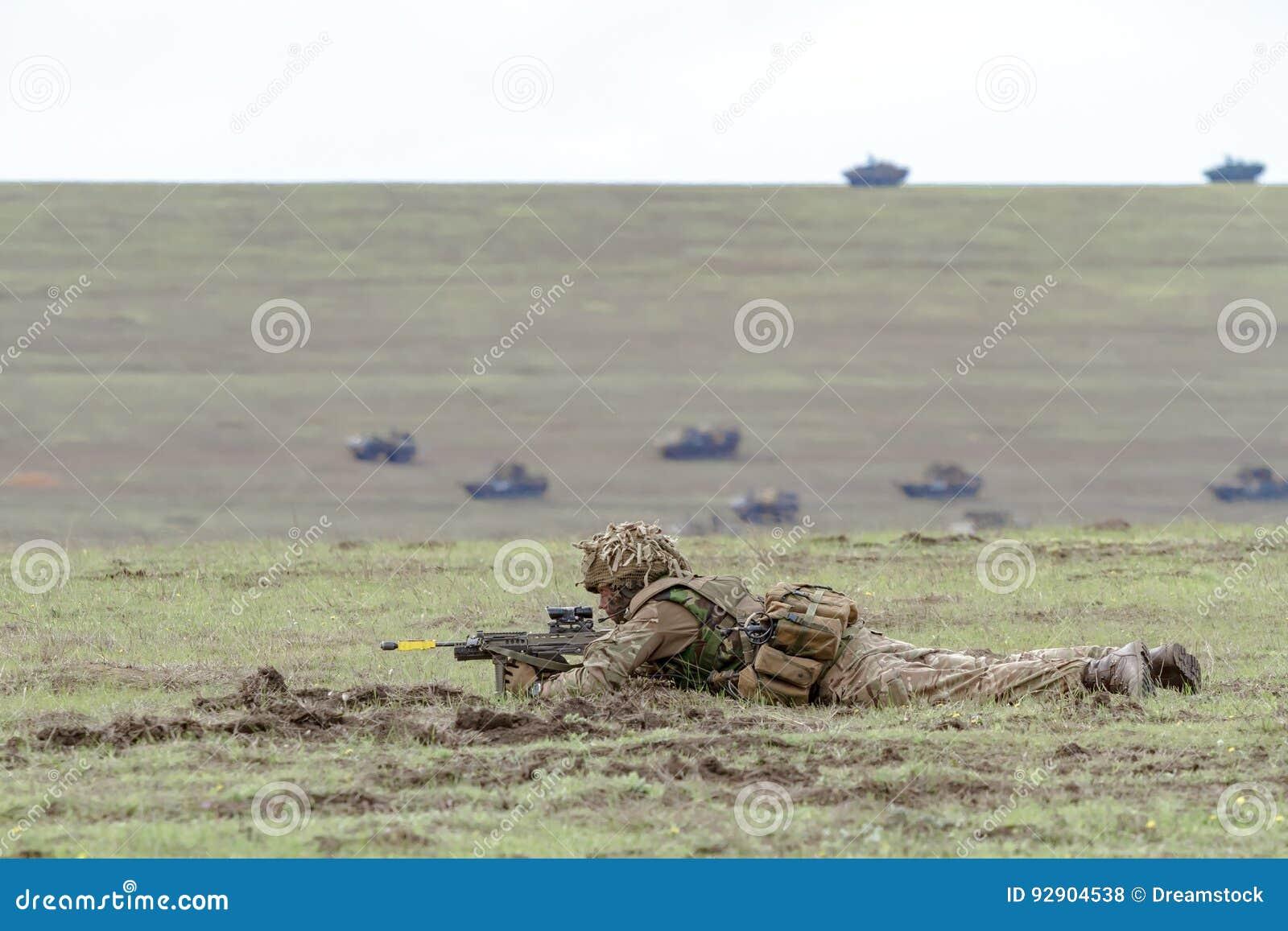 ROMANIA-NATO-ARMY-EXERCISE