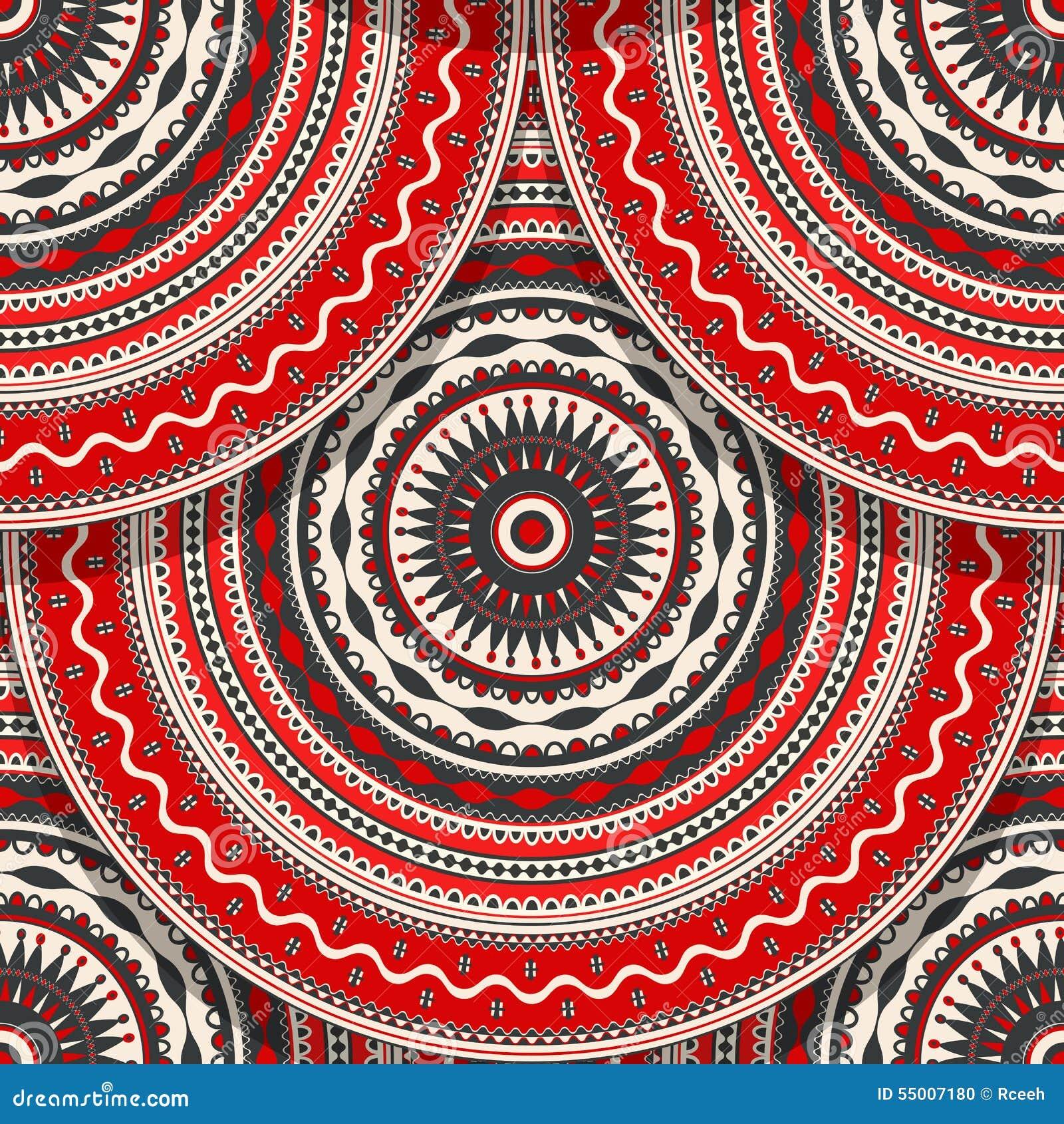Romanian folk art pattern stock vector image of carpet 55007180 - Beautiful romanian folk motifs ...