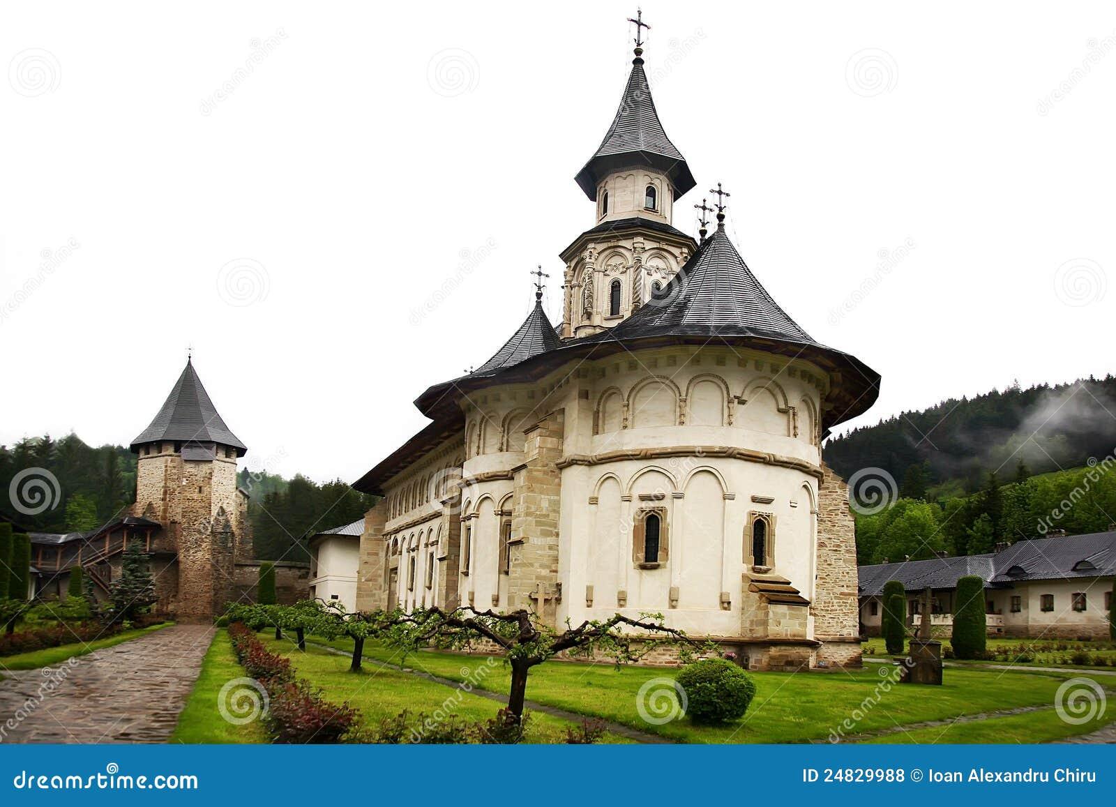 Romanian monastery