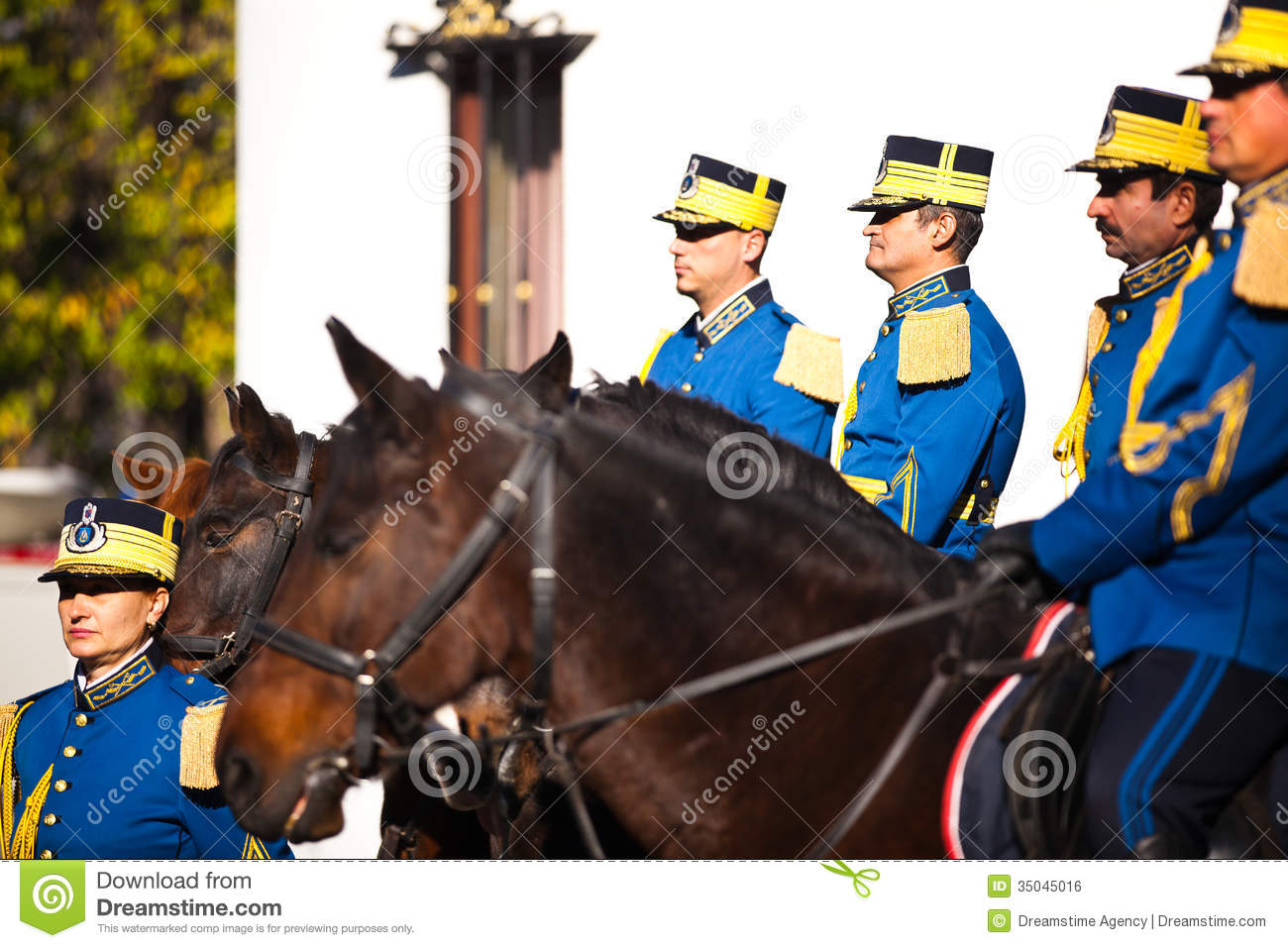 Romanian Royal Guards