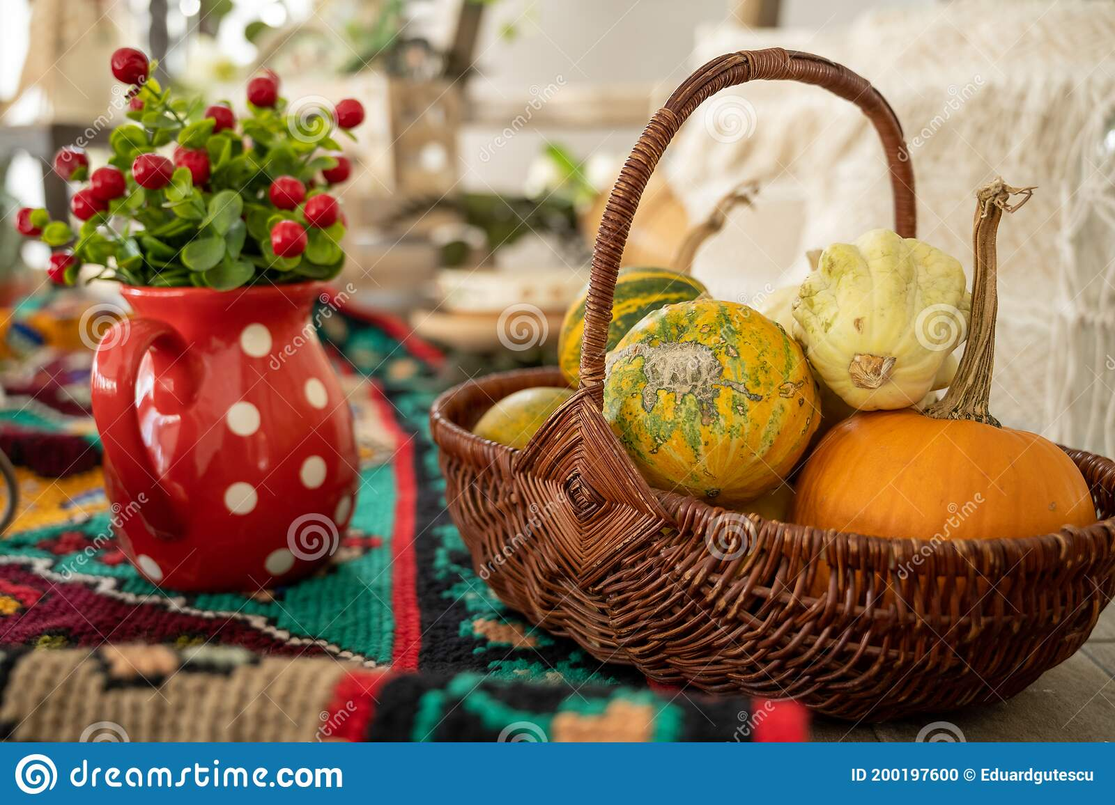 Romanian Traditional Home Decoration Handmade Art Craft Stock Photo Image Of Pattern Background 200197600