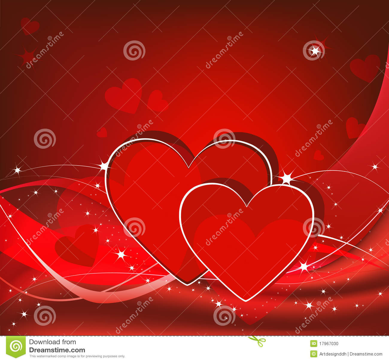 Stock Photo Romantic Background Image17967030