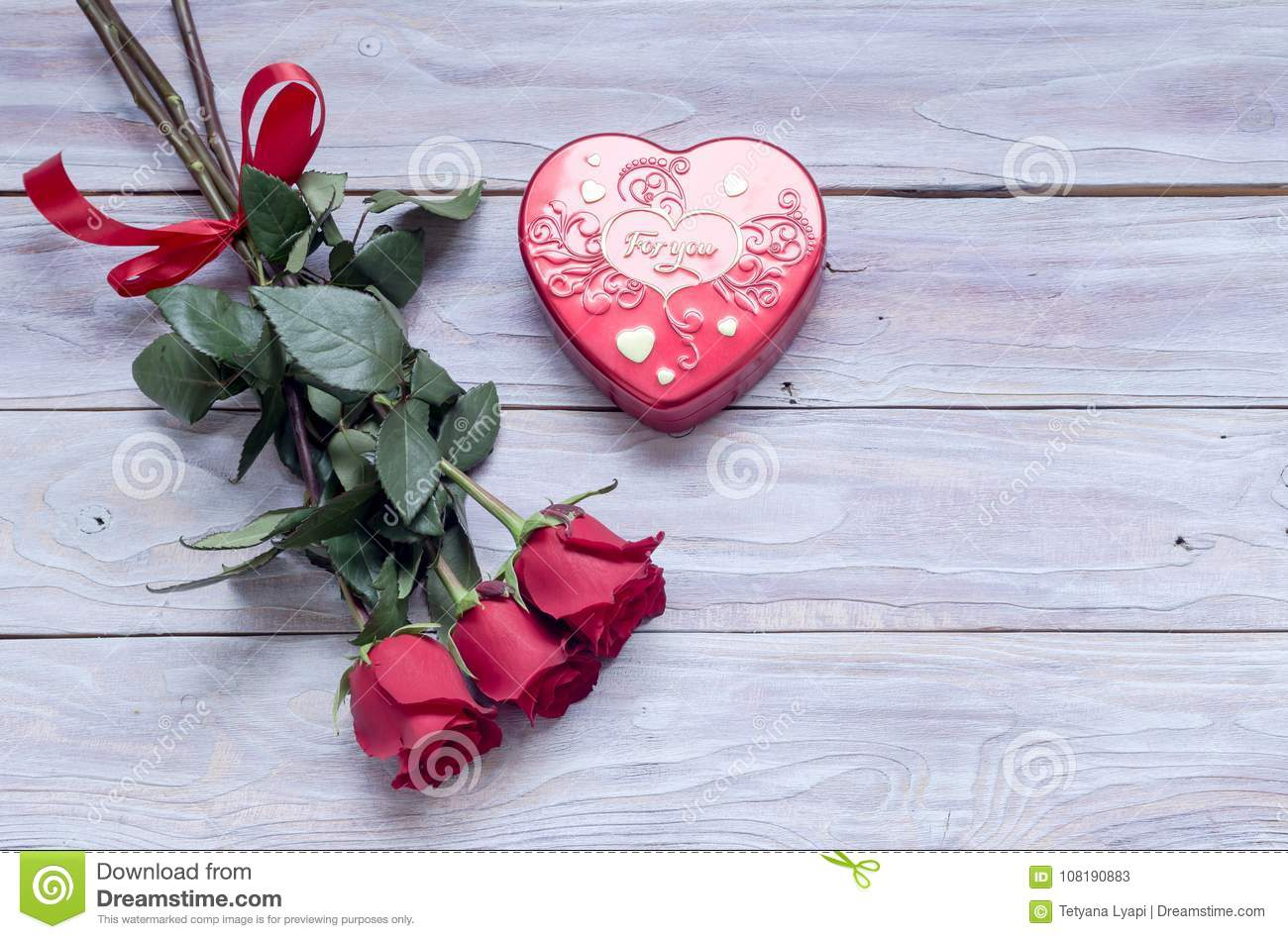 Romantic bouquet of red roses and box with candies stock image download romantic bouquet of red roses and box with candies stock image image of decor izmirmasajfo