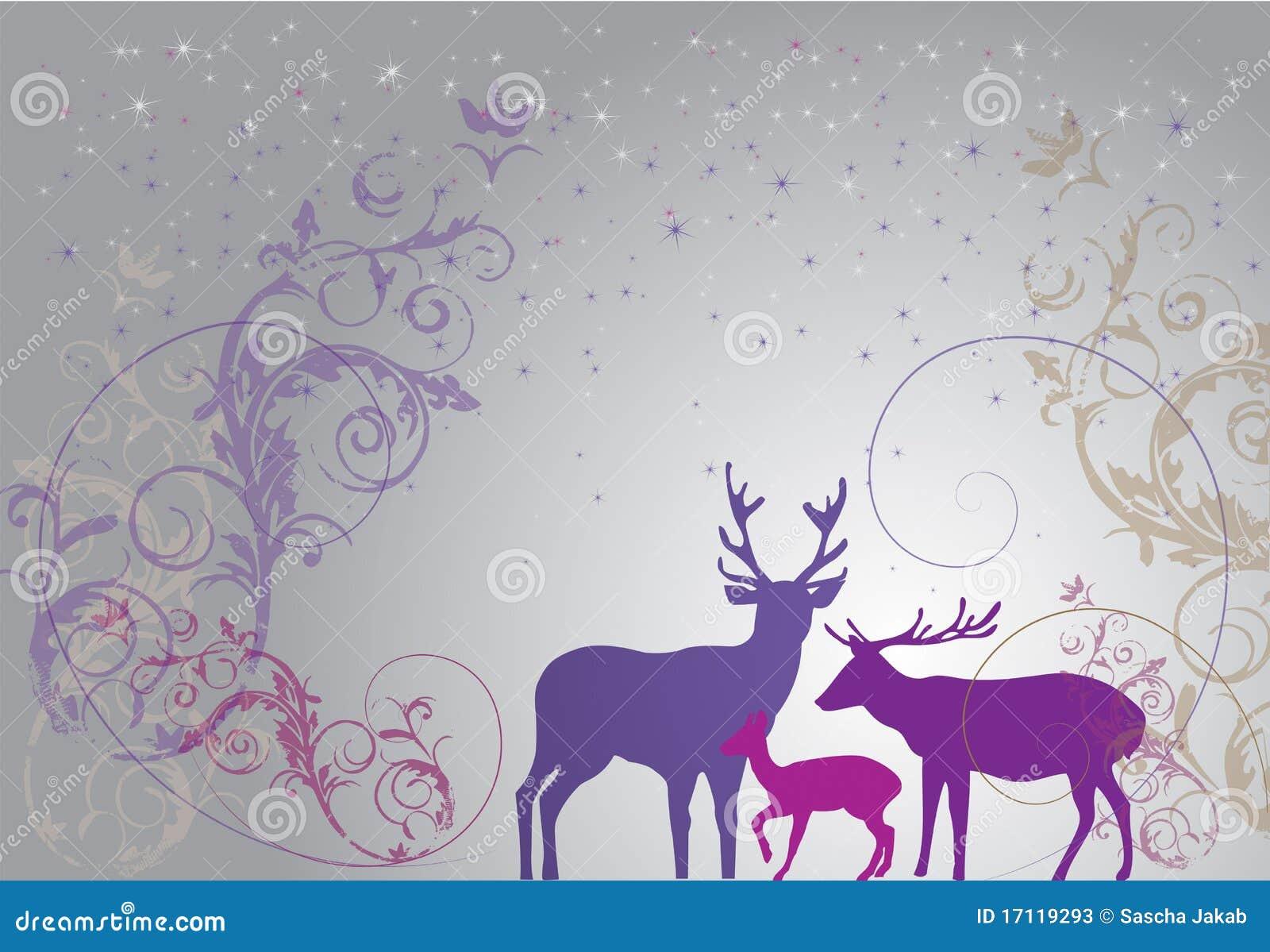 Romantic Christmas Stock Photos - Image: 17119293