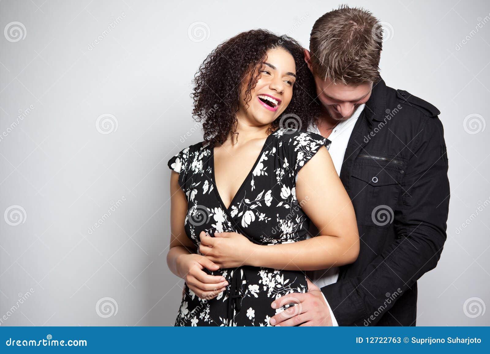 Romantic Interracial Cards 84