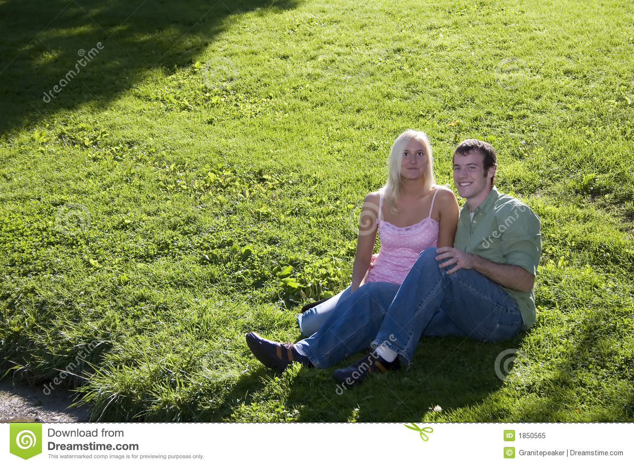 Royalty Free Stock Photo Romantic Couple Image1850565