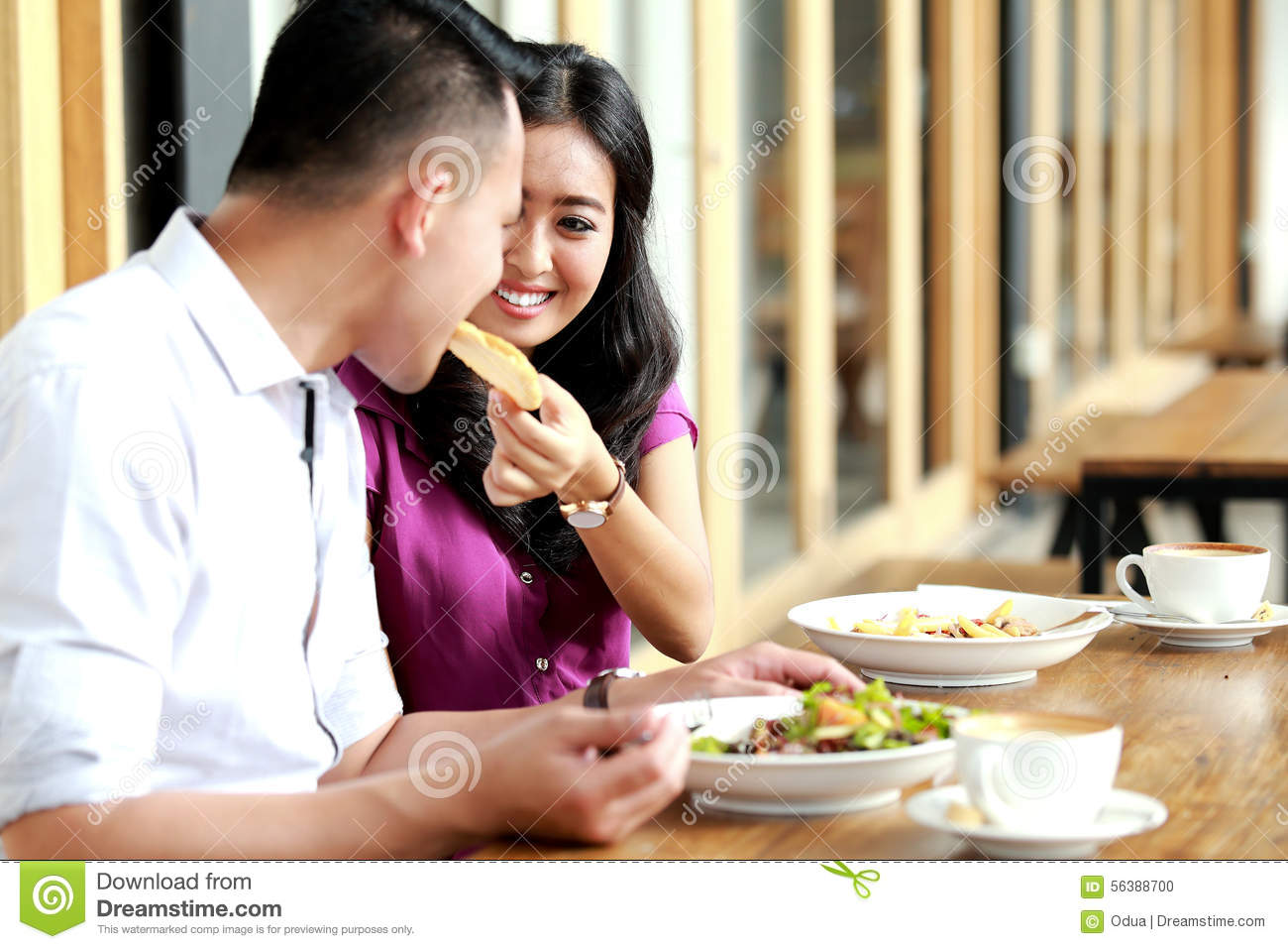It only lunch dating
