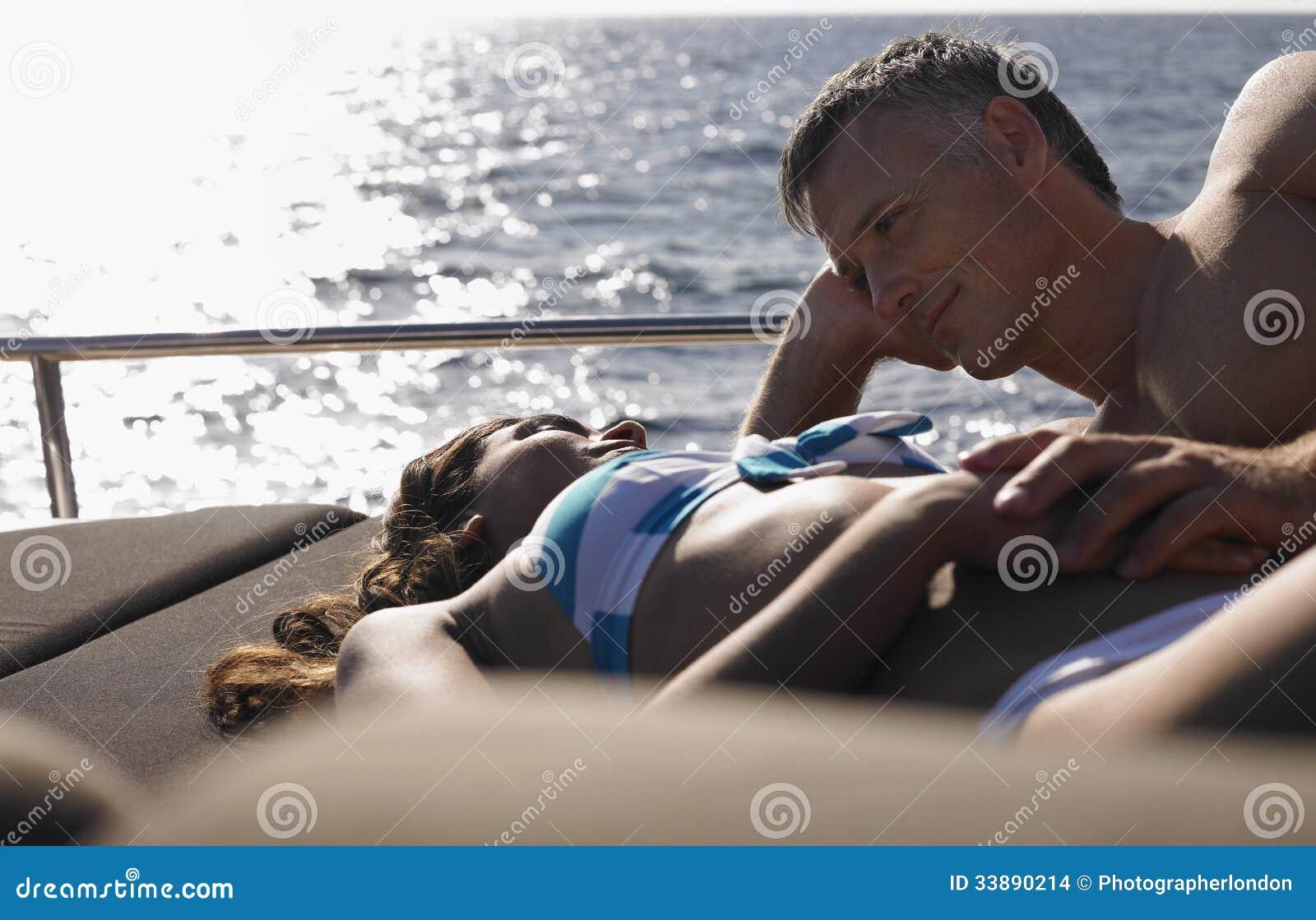 Couples sunbathing xxx pics 46