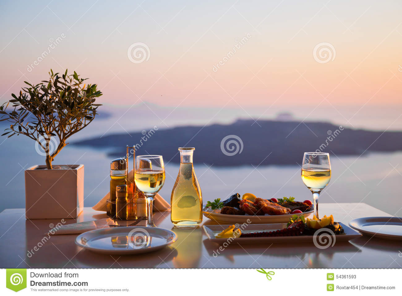 Romantic Dinner Two Stock Photos, Images, & Pictures - 6,950 Images