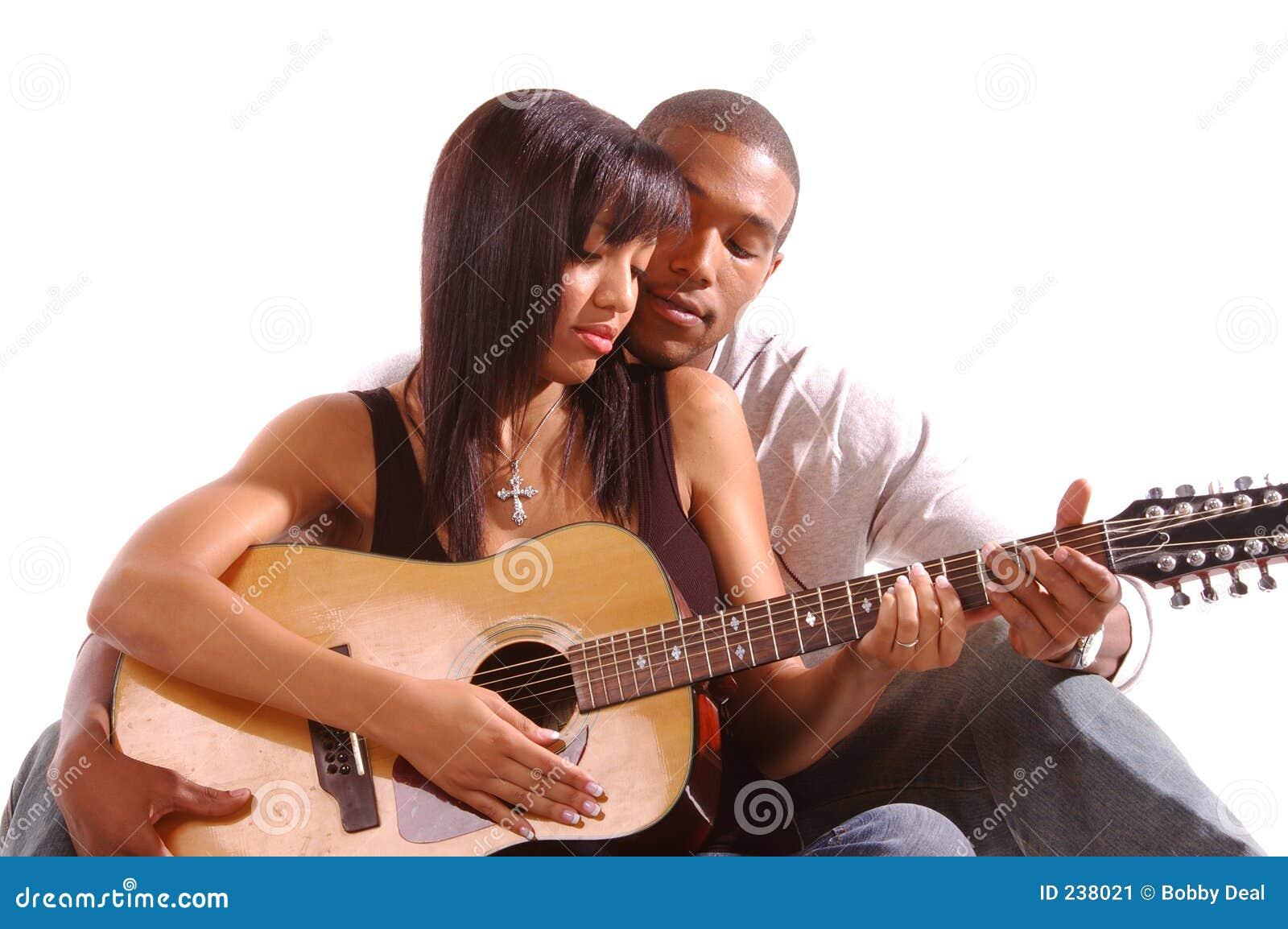 Romantic Guitar Lesson