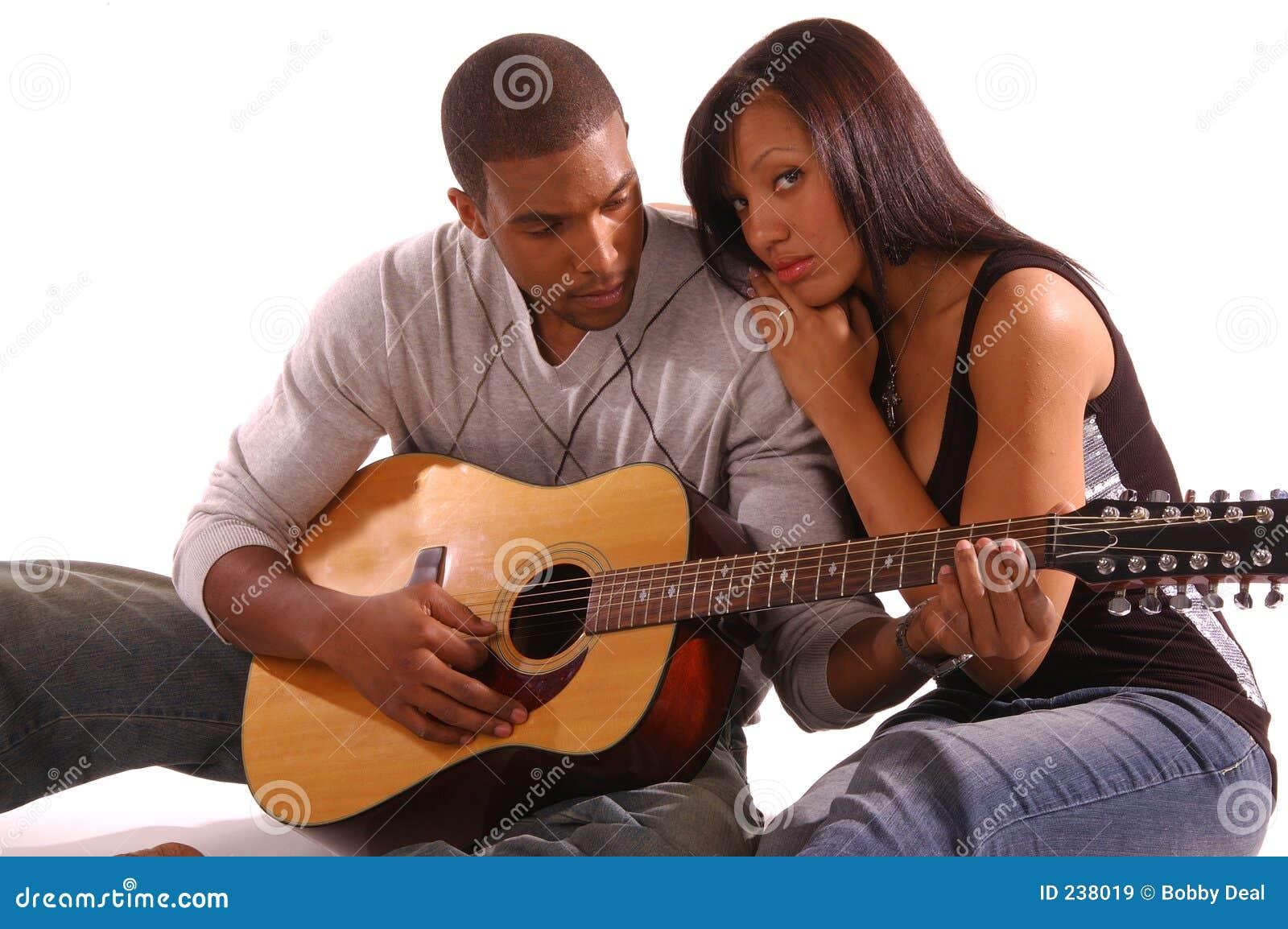 photos images romantic guitar couple