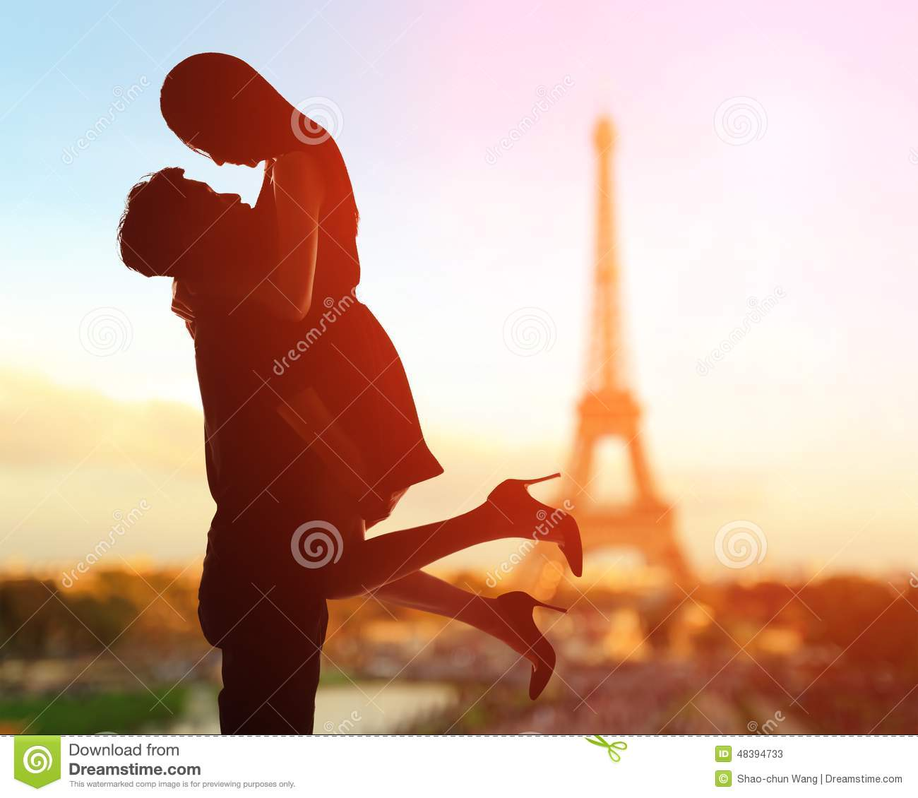 romantic lovers with eiffel tower stock photo image eiffel tower vector png eiffel tower vector art cnc laser file