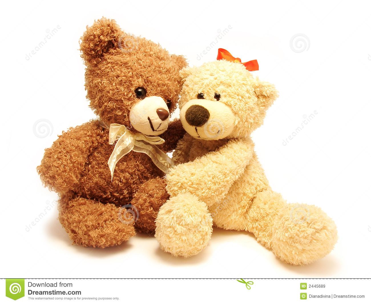 Romantic Teddy Bears Stock Images Download 1195 Photos