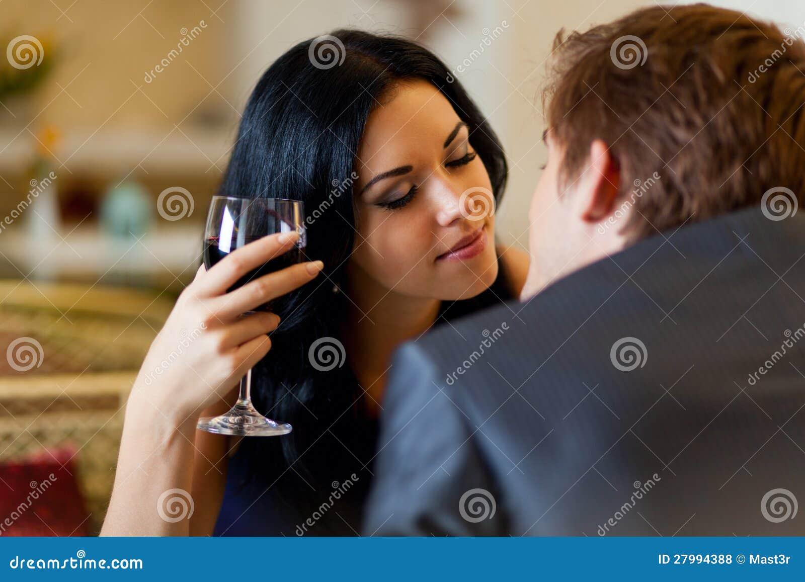 Romantiker daterar