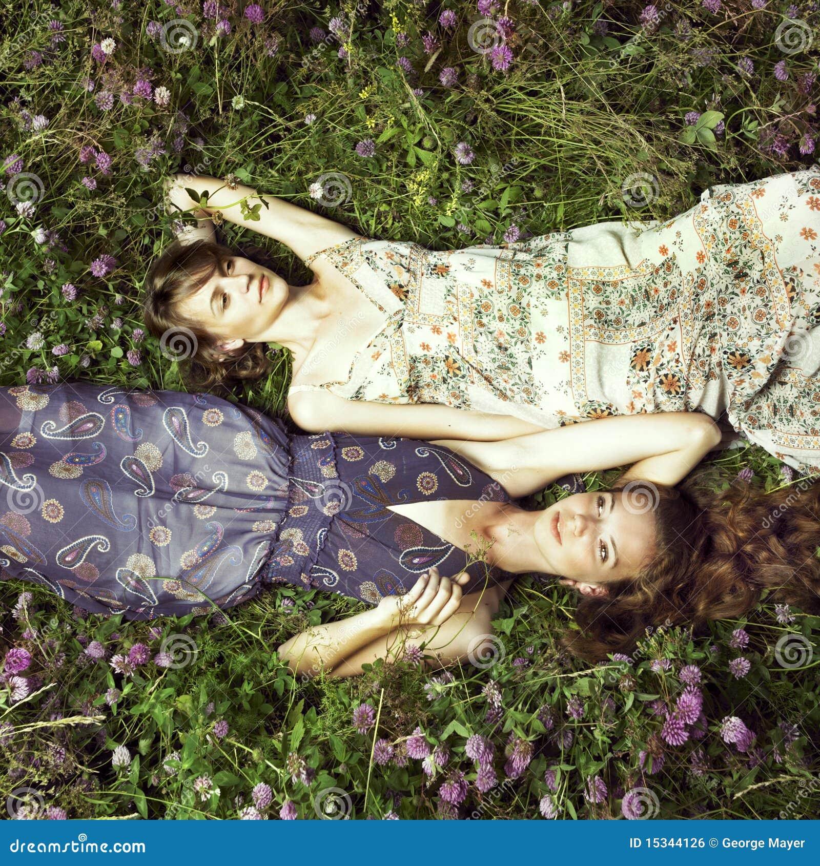 Romantisch meisje twee