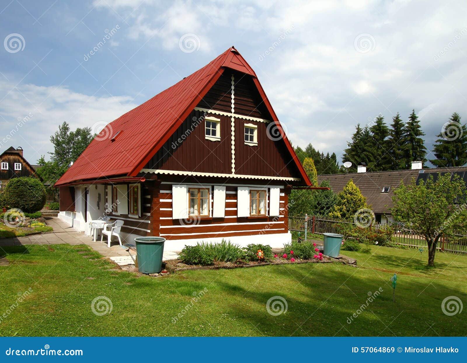 Romantisch plattelandshuisje