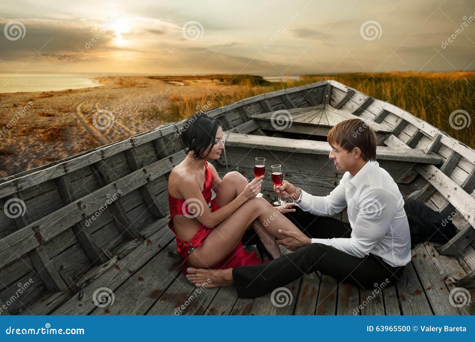 Romantische Paare