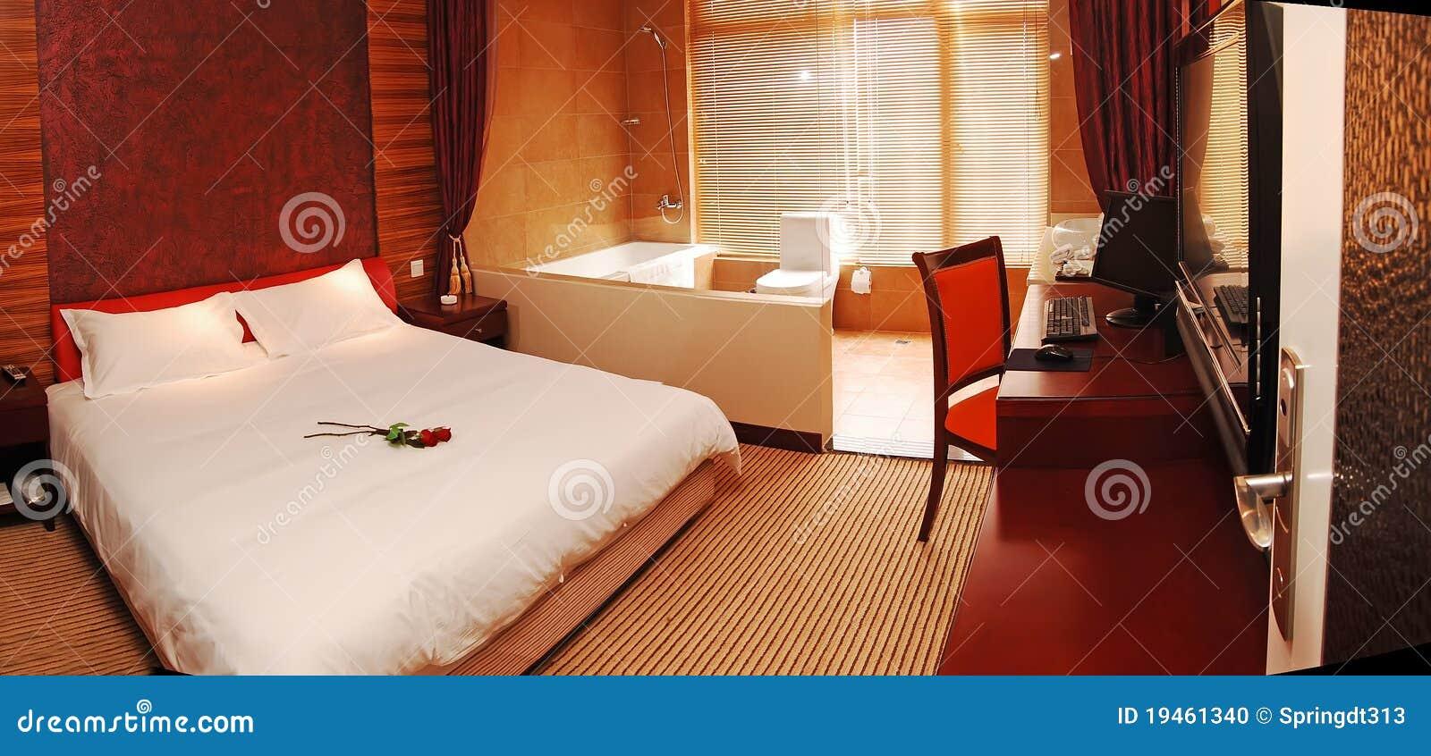 Romantische slaapkamer stock foto beeld 19461340 - Romantische slaapkamer ...
