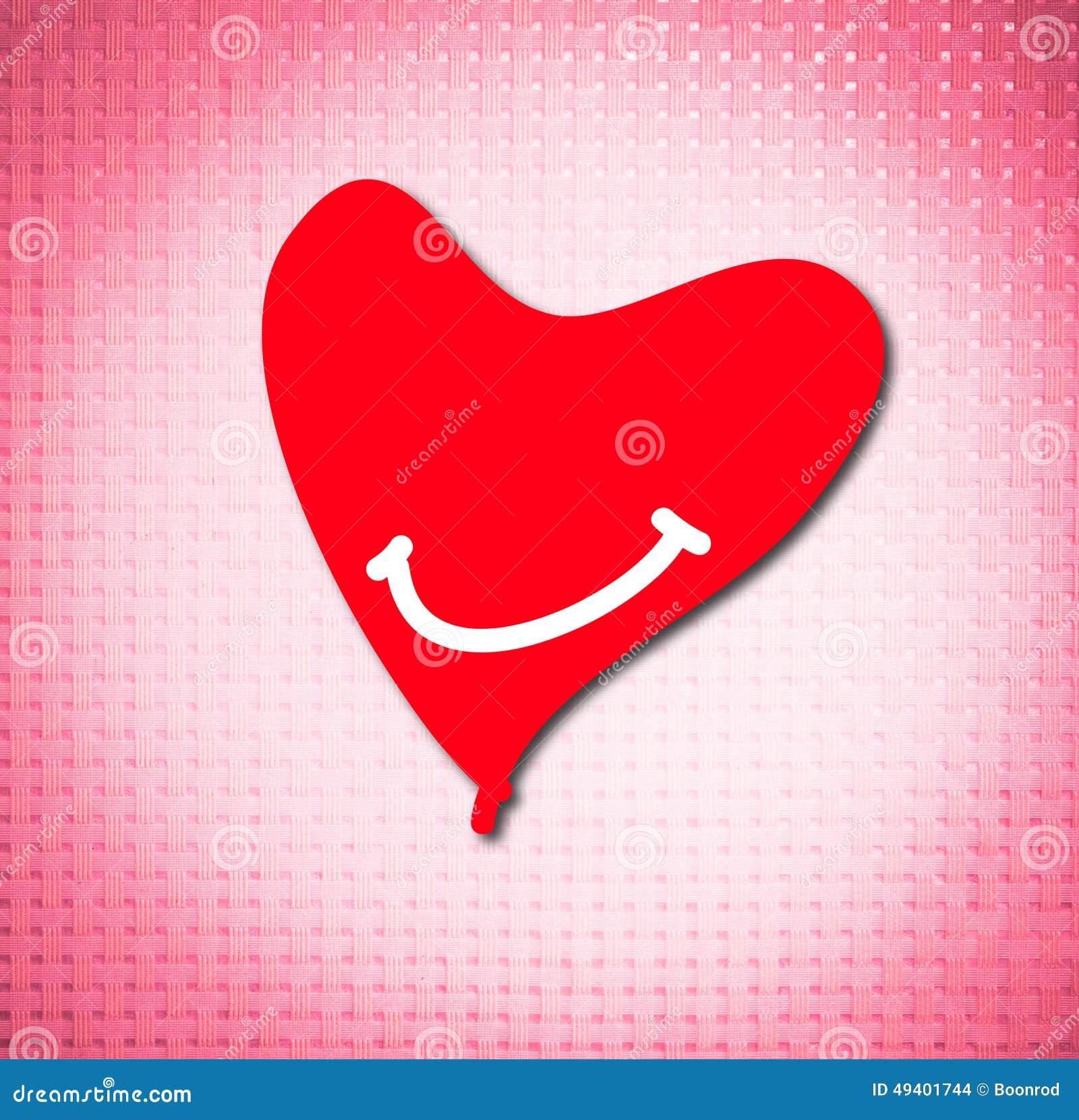 Download Romantischer Valentinsgrußherzhintergrund Stock Abbildung - Illustration von tapete, muster: 49401744