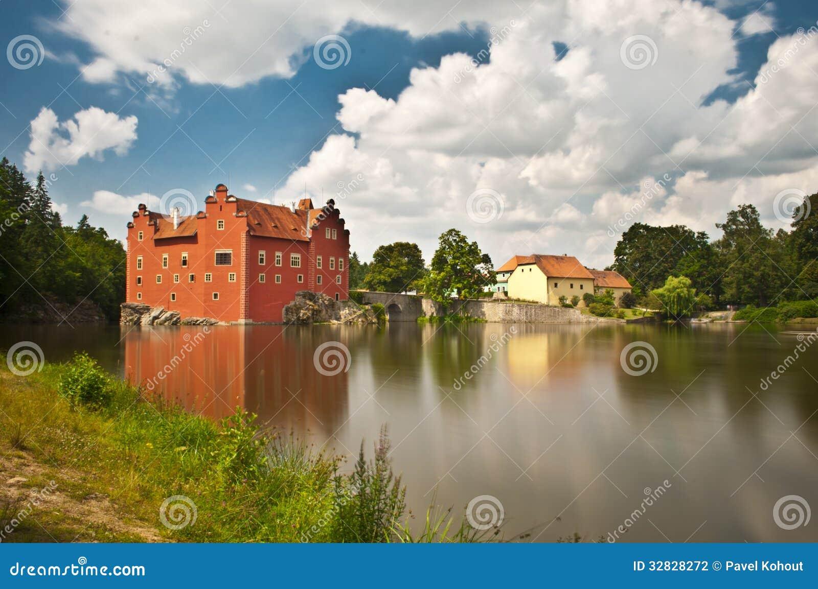 Romantisches Schloss