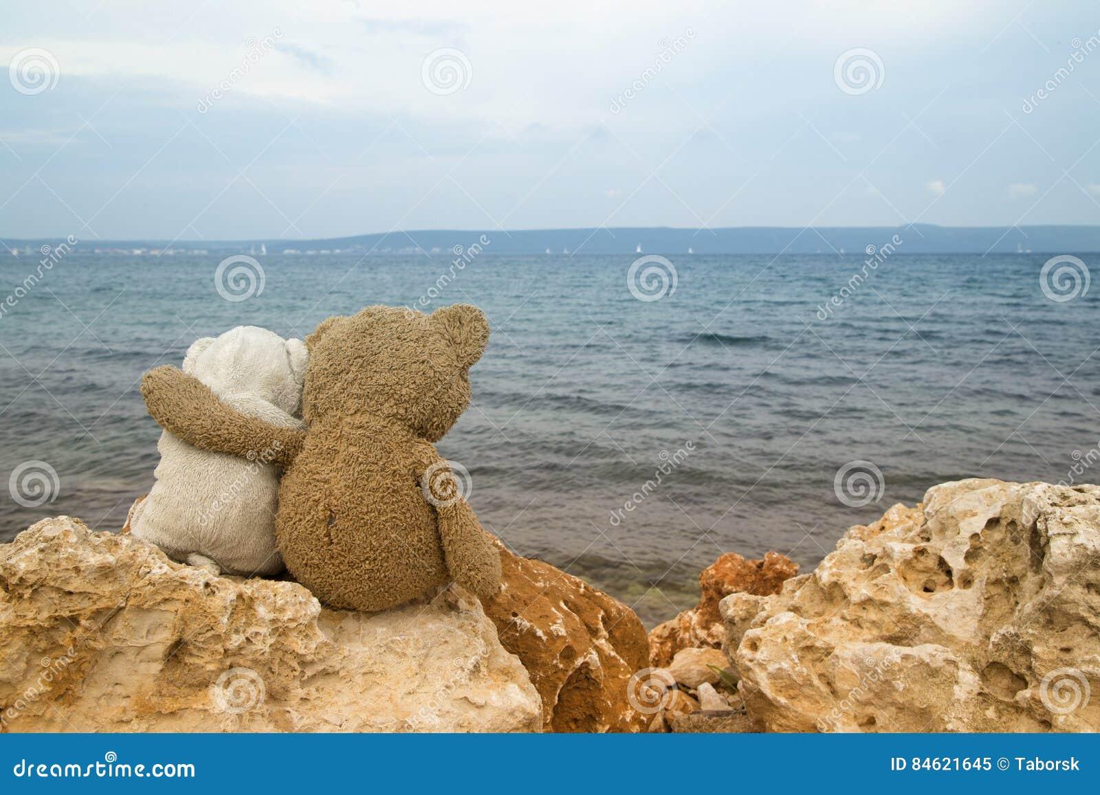 Romantiska nallebjörnar