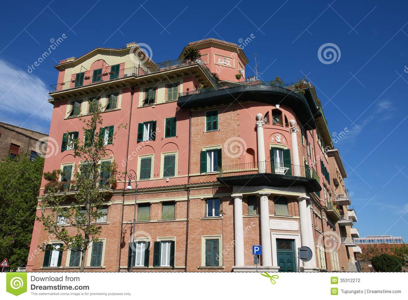 Rome Architecture Stock Photography Image 35312272